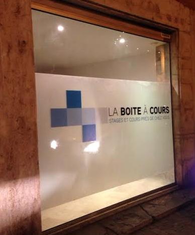 Agence La Boite à Cours à Belley (01)